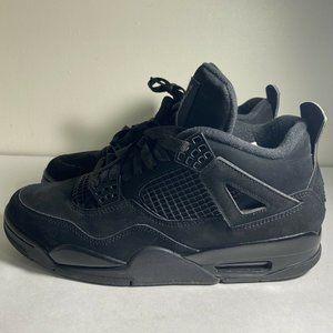 "Nike Air Jordan 4 Retro ""Black Cat"""